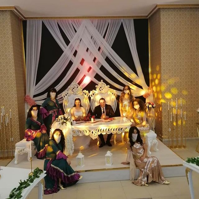 okyanus wedding